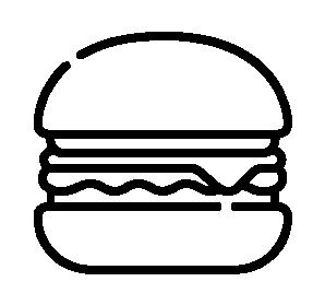 εικονίδιο μπέργκερ